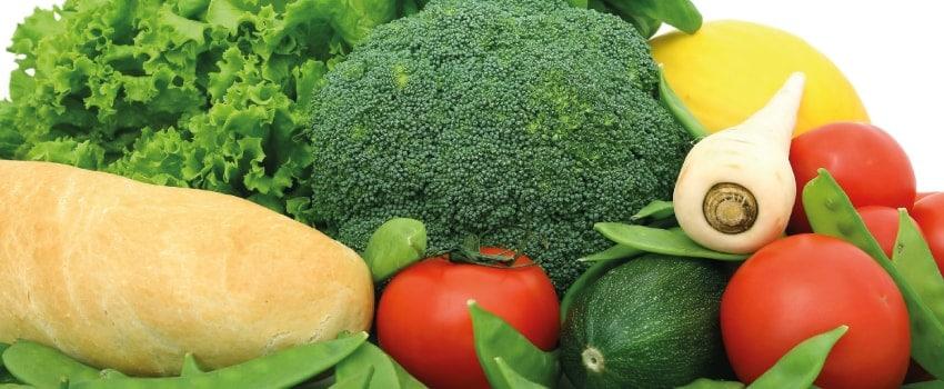 Die Intervall Diät - Gesundes Gemüse.