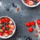 Frische Beeren bei der Ideal Diät