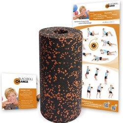 Mein Favorit für strafferes Bindgewebe ist die Foam Roll.