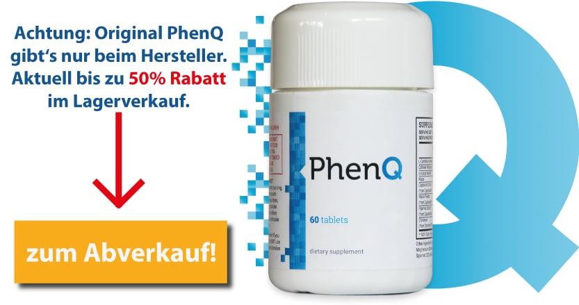 PhenQ mit Rabatt günstig kaufen