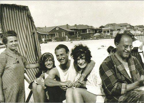 Giordano Family circa 1940