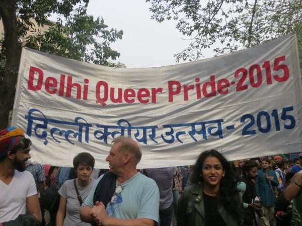 Delhi Queer Pride 2015