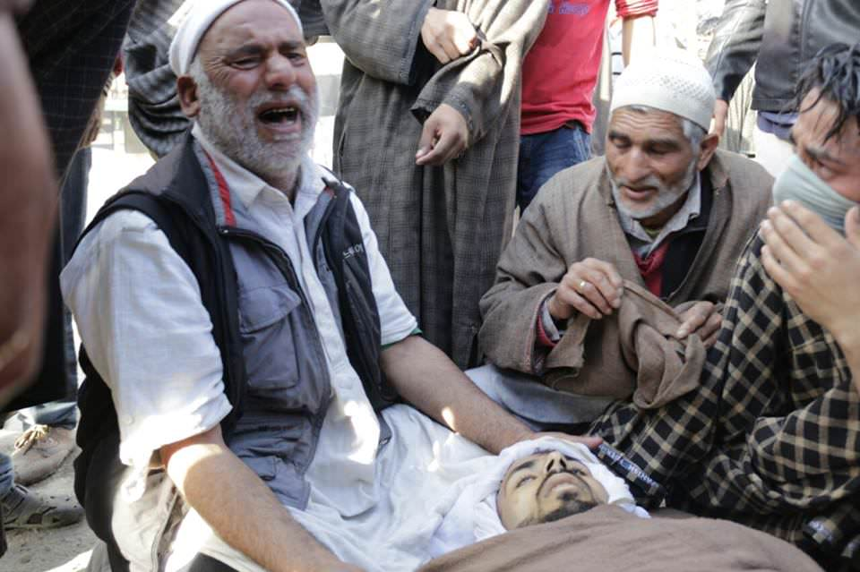 On Kashmir's Occupation, Handwara Killings and Updates