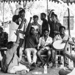 Music and multilingual protest songs have been performed at the veli wada, as have been other programmes and discussions.
