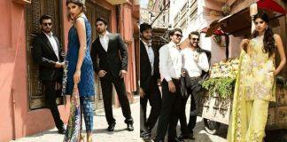 Pakistani Designers Stir Controversy With New Campaign Glamourising Rape Culture