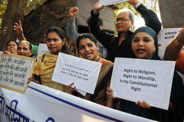 Feminist News Wrap: Right To Worship, Triple Talaq and Brock Turner