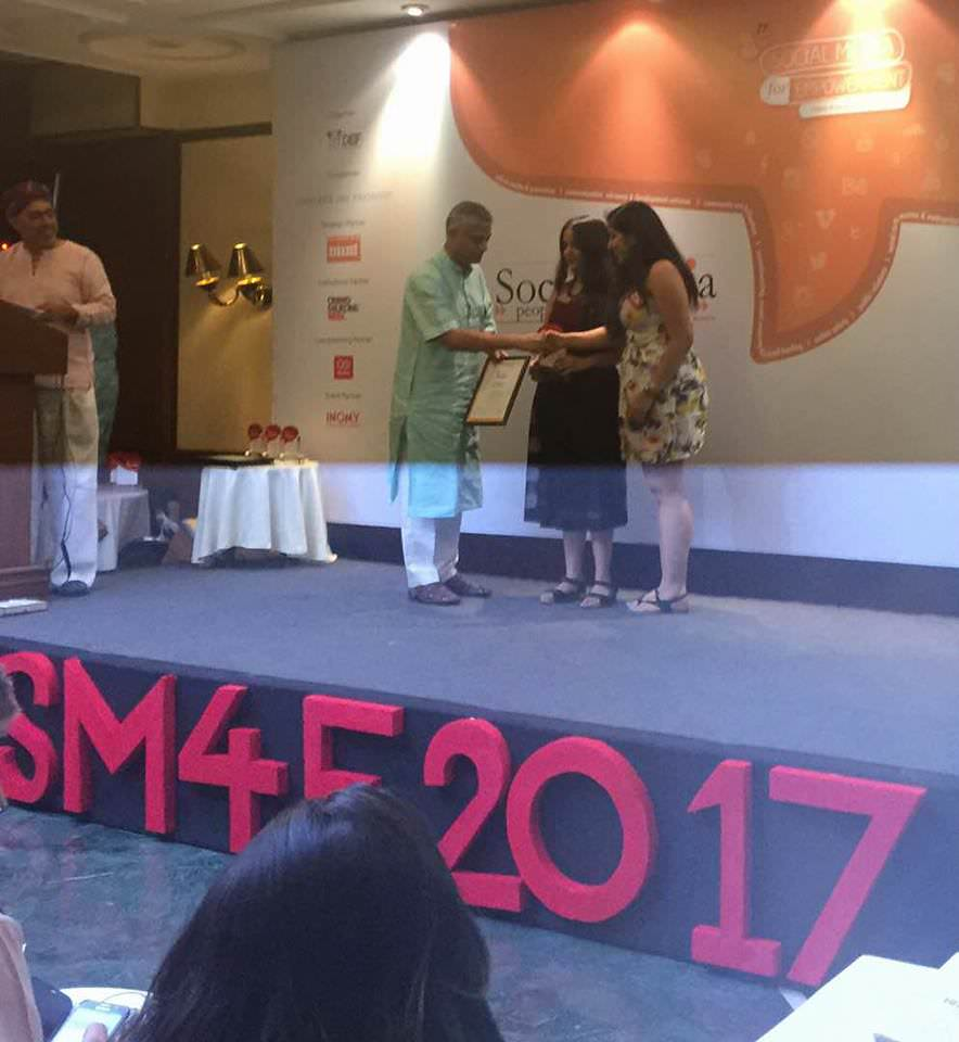FII Wins #SM4E2017 Award For Our Campaign #DigitalHifazat
