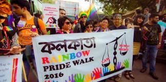 Kolkata Rainbow Pride Walk