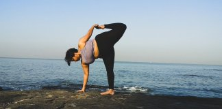 How Dolly Singh Is Busting Body Image Stereotypes With Yoga