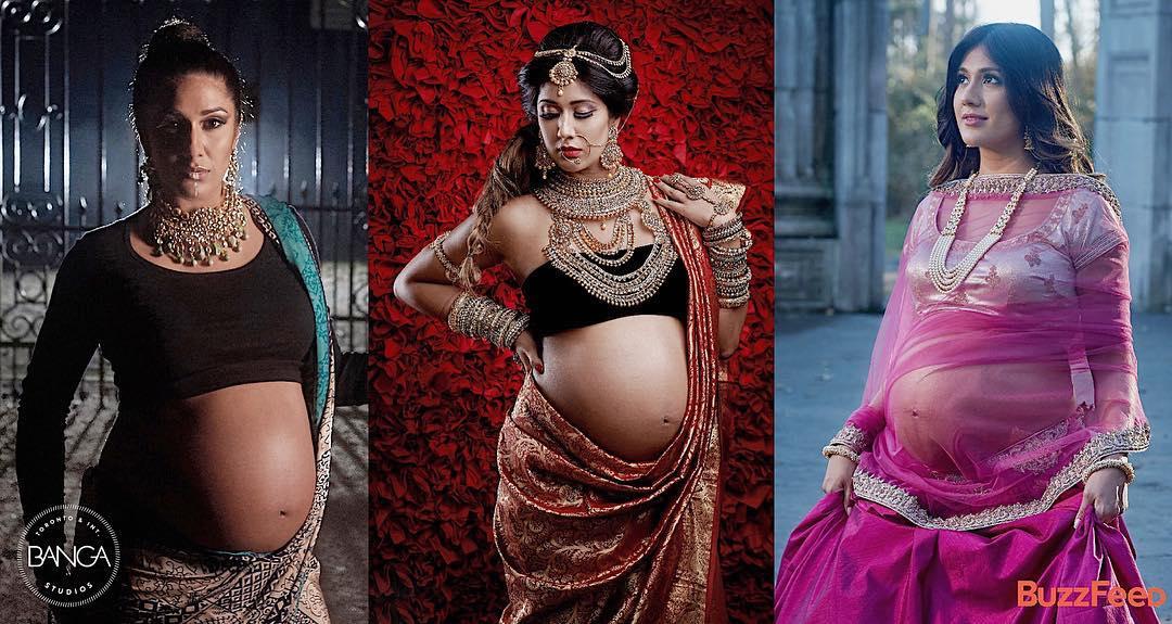 'शोभा नहीं देता इतना बड़ा पेट फूलाकर किसी के सामने आना' कहने वाले जरुर देखें प्रिया मलिक की ये तस्वीरें