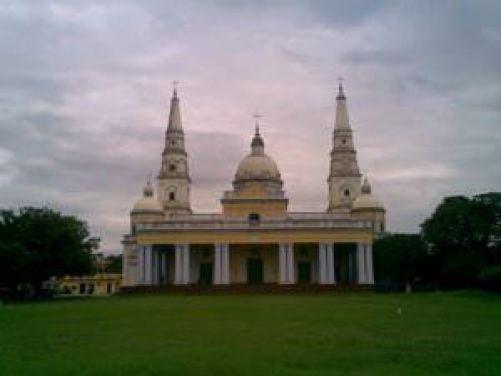 Begum Samru's Church