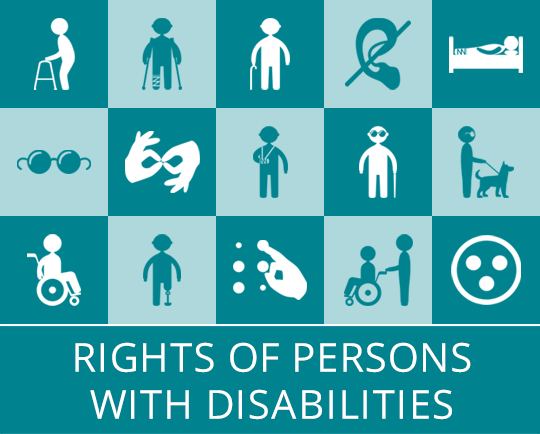 Rights of Persons With Disabilities