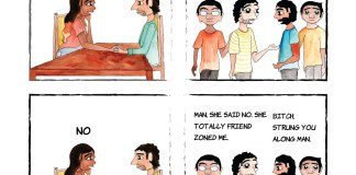 Slut Shaming and The Friend Zone: Two Sides of The Objectification Coin
