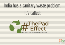 Watch: #ThePadEffect   Campaign For Sustainable Menstruation