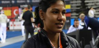 Bhavani Devi Wins Gold At Satellite Fencing Championship