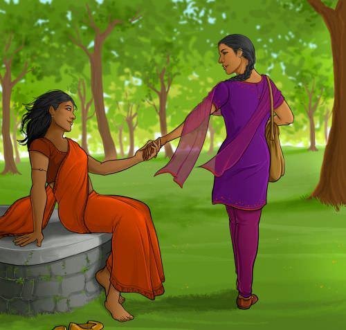 Indian lesbian dating websites