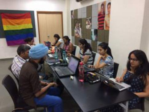 Wikipedia Edit-a-thon on Queer Pride Marches in India