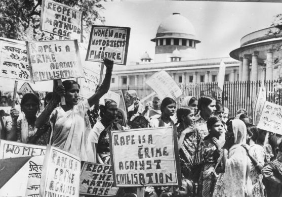 The Historical Journey Of Rape Laws In India