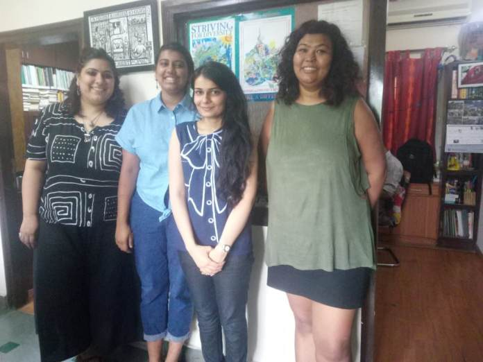 In Conversation with Nazariya, a Queer Feminist Resource Group