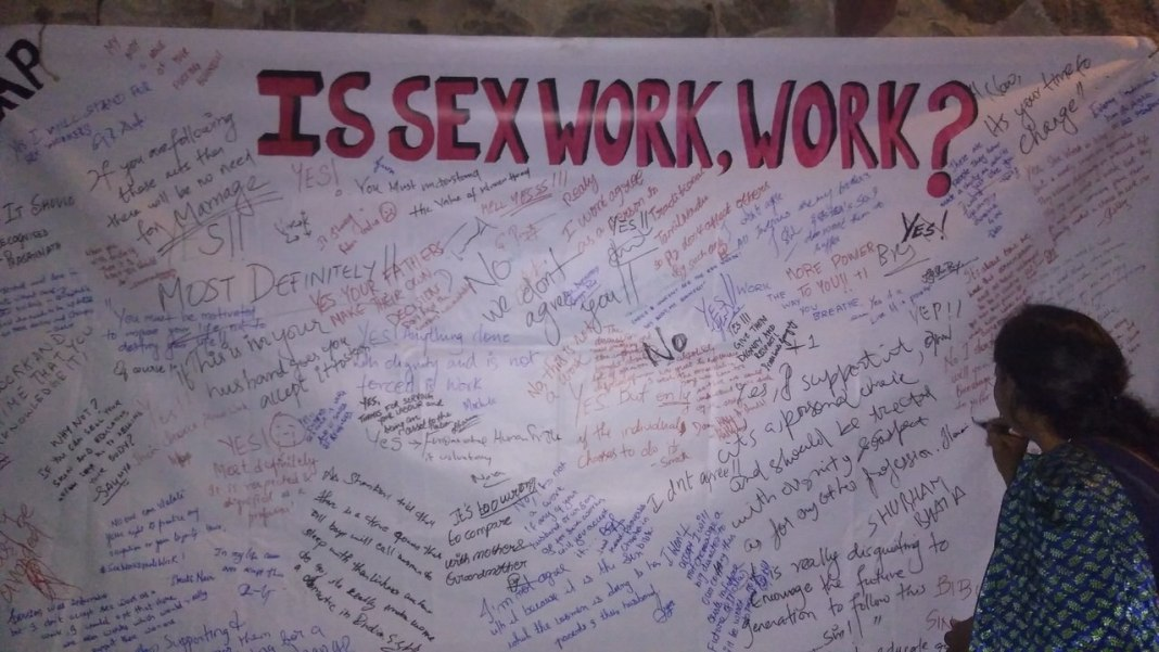 sex work as work