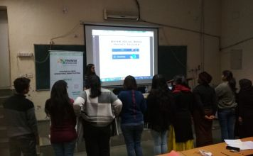 FII Conducts A Workshop On Online Abuse At Ambedkar University | #DigitalHifazat