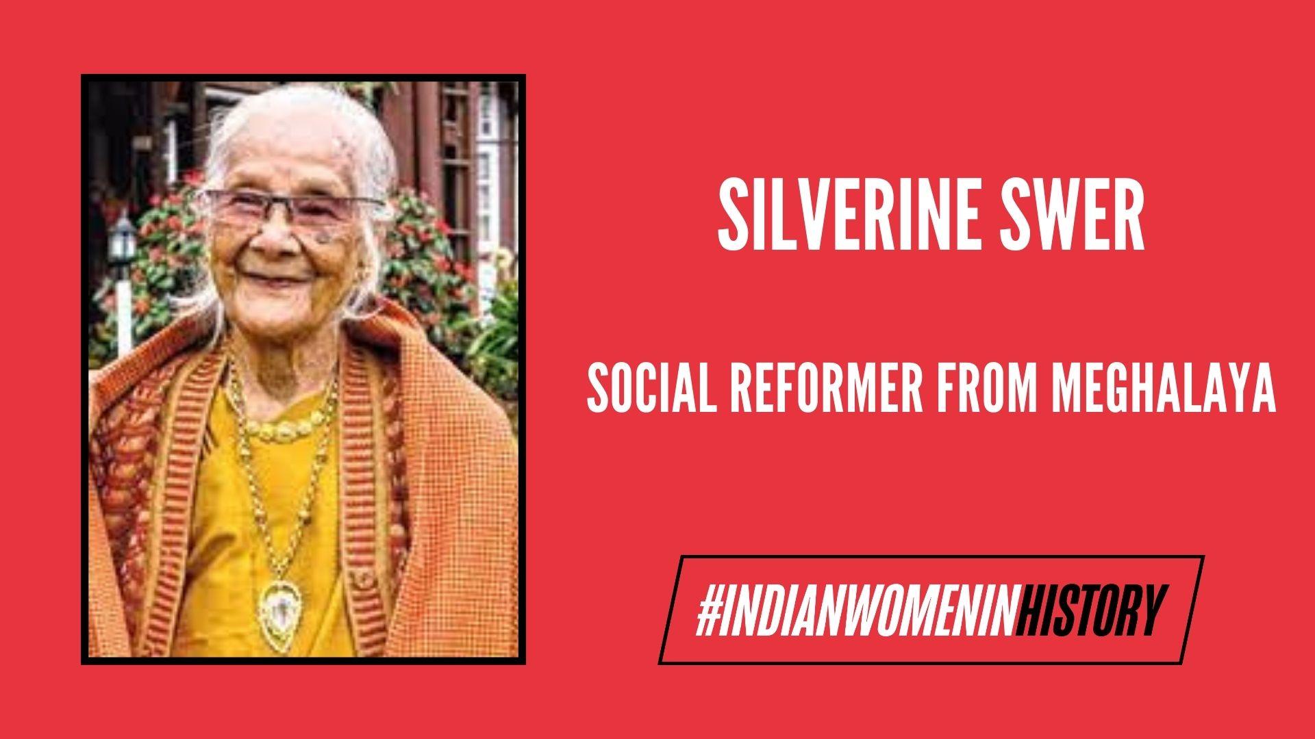 Silverine Swer