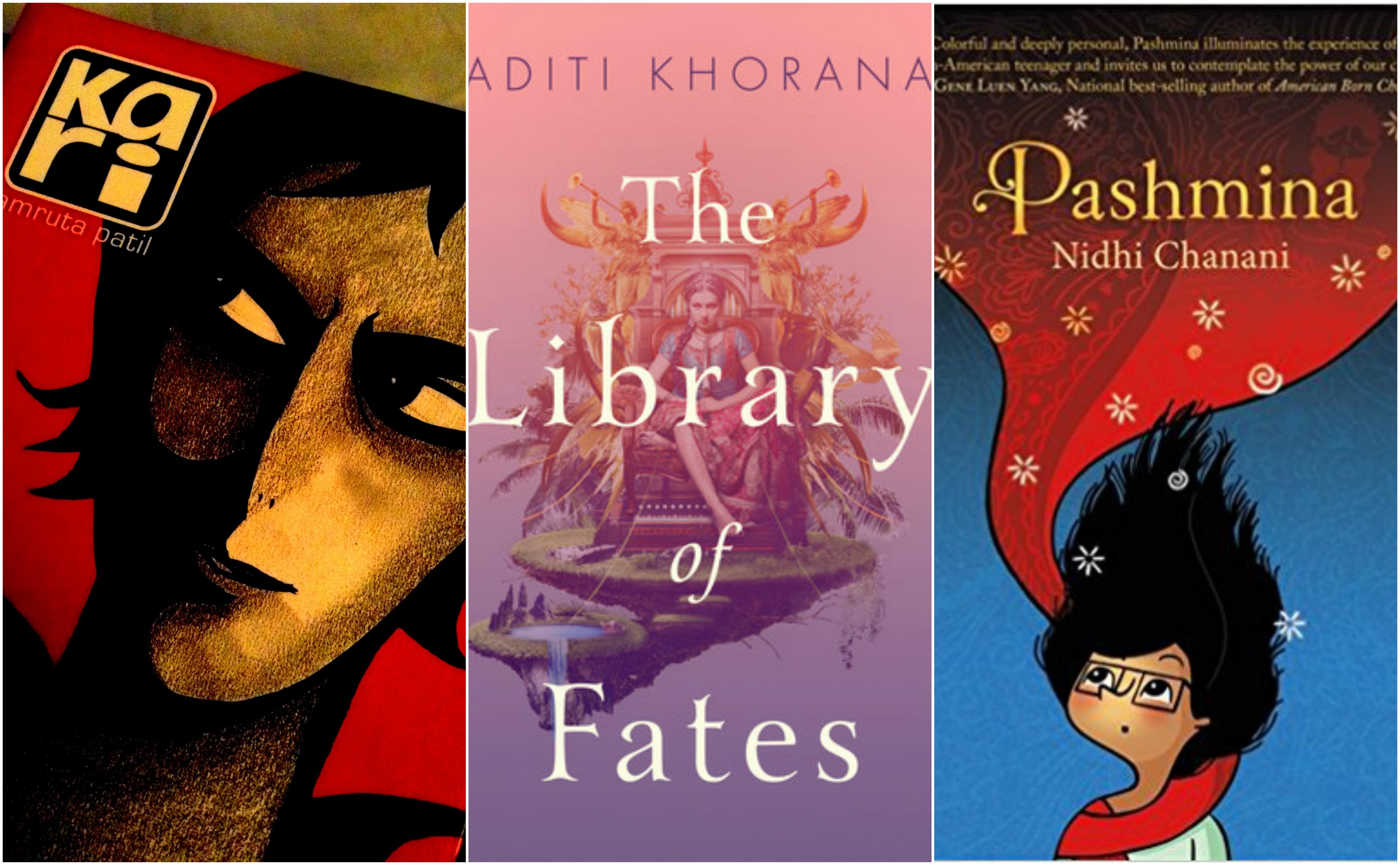 diverse fiction