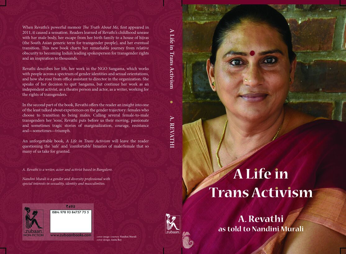 Book Excerpt: A Life In Trans Activism By A. Revathi | Feminism In India