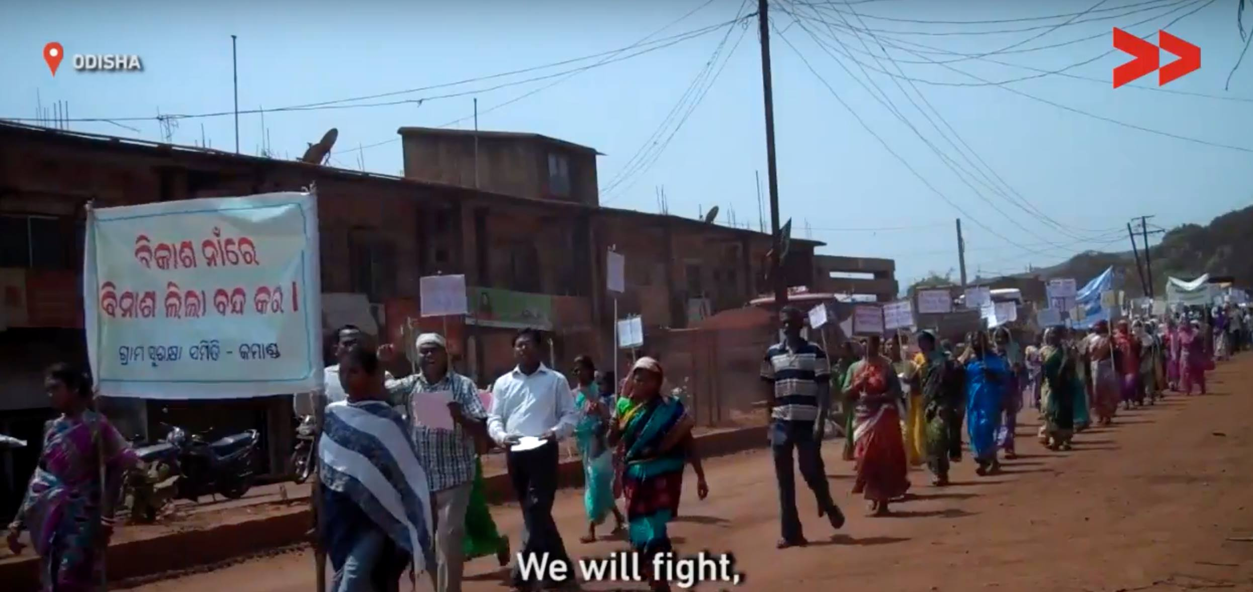 State Repression Forces Adivasis Out of Their Land in Odisha | Feminism In India