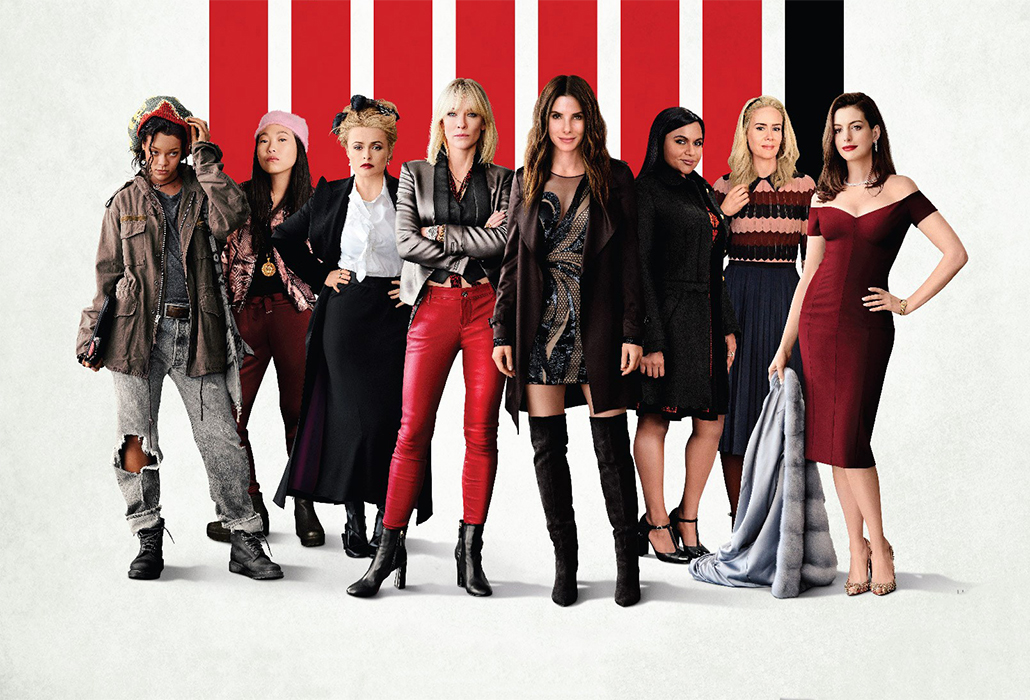 Ocean's 8 Is The Dissatisfying Second Prize Women Did Not Need
