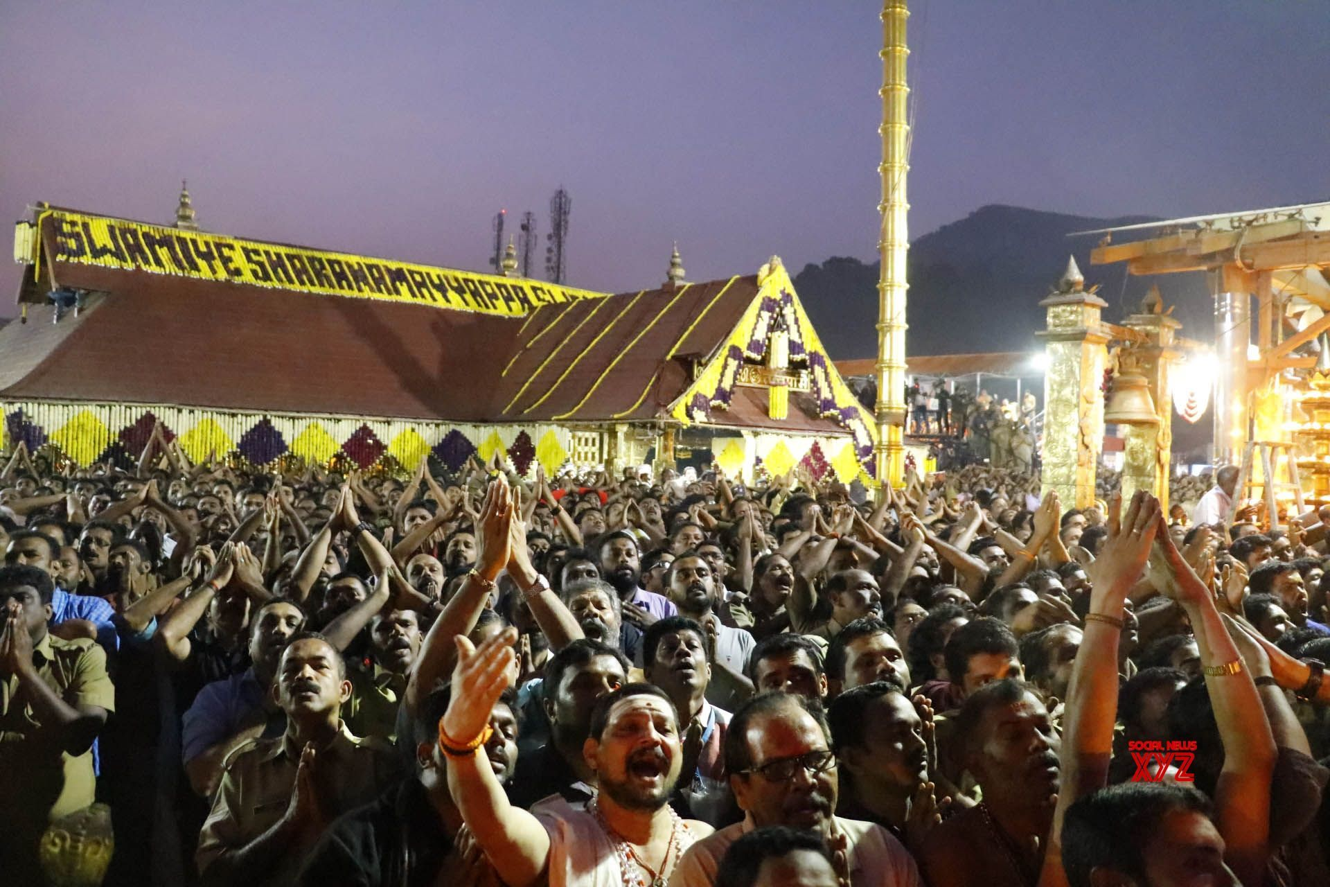 The SC has lifted the centuries-old ban on women's entry to the Sabrimala temple thus granting women their freedom of choice to worship.