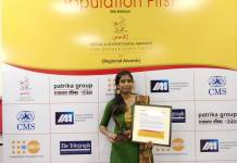 FII's Hindi Editor Swati Singh Wins Laadli Media Award 2018