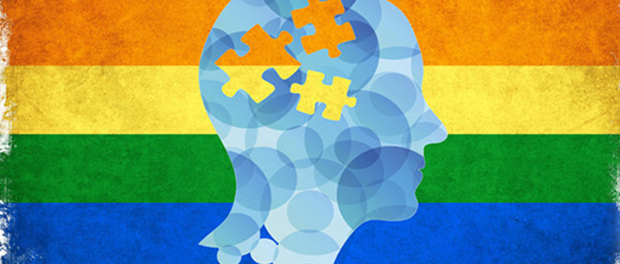 What It Is Like To Navigate Mental Health As A Queer Person In A Homophobic Society