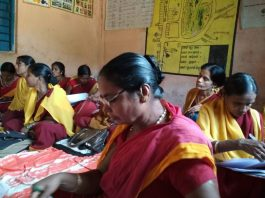 How The Overworked Female Anganwadi Workers Are Continuing To Fight The Odds