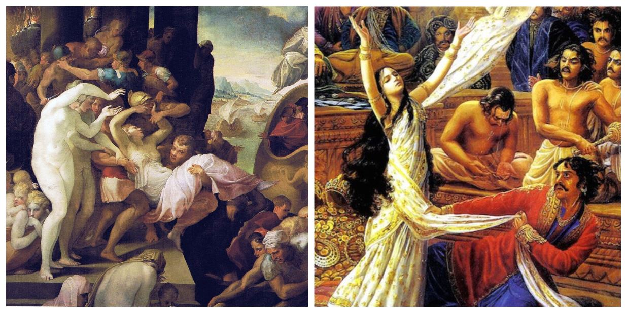 female characters in the iliad