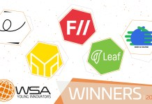 FII Wins Global WSA Young Innovators Award 2018
