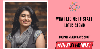 What Led Me To Start Lotus STEMM: Grassroot Non-Profit Leadership And Networking Platform for South Asian Women | #DesiSTEMinist