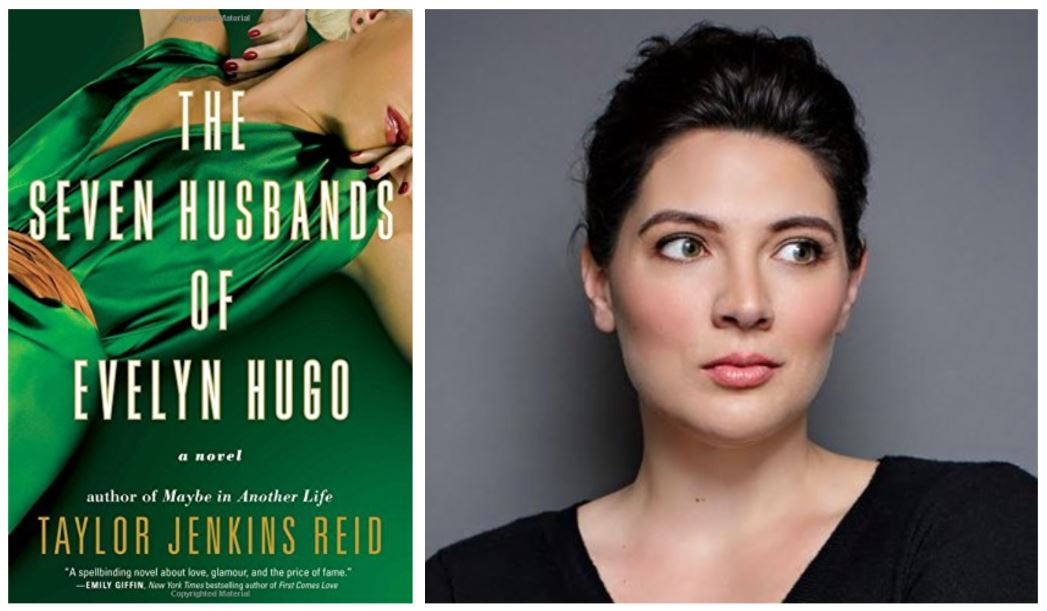 Book Review: The Seven Husbands Of Evelyn Hugo By Taylor Jenkins Reid