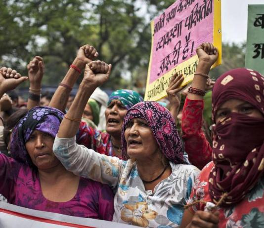 Did The Cheque Bounce For Dalit Women In The Interim Union Budget 2019?