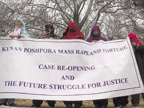 Kashmiri Women's Resistance Day: In Memoriam Of Kunan Poshpora Mass Rapes