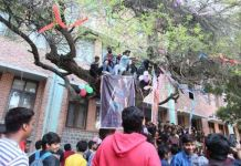 Valentine's Day At DU: Worshipping A Virgin Tree And Objectifying Women