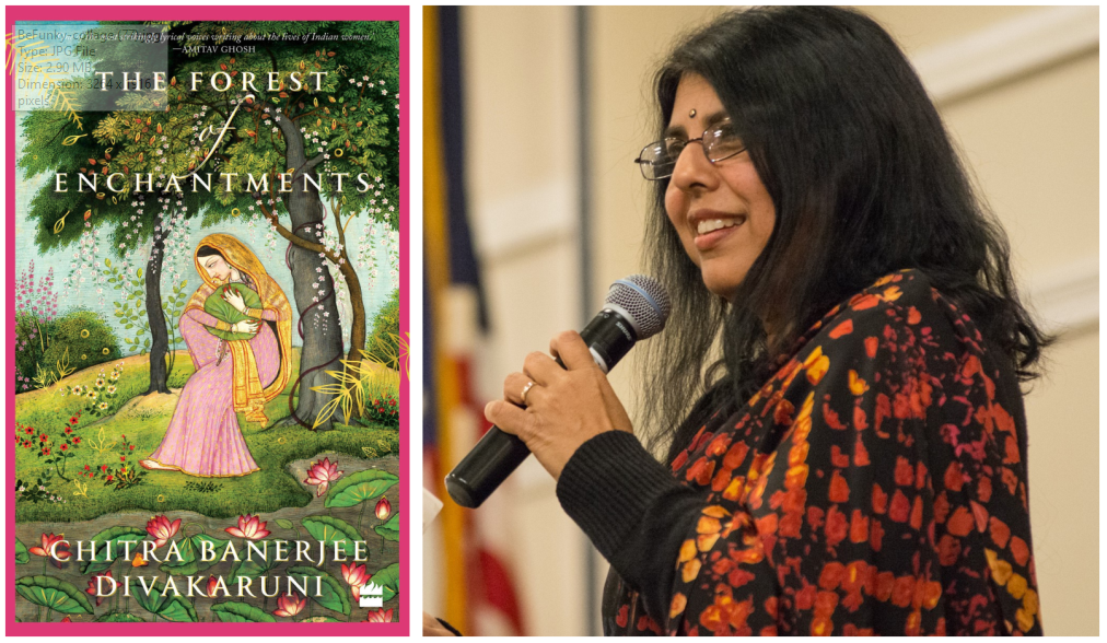 Book Review: Forest of Enchantments By Chitra Banerjee Divakaruni