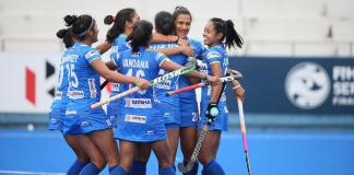Indian Women's Hockey Team Wins The 2020 Olympic Test Event