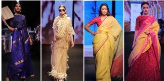 Sari: Turbulent Past, Trendy Present?