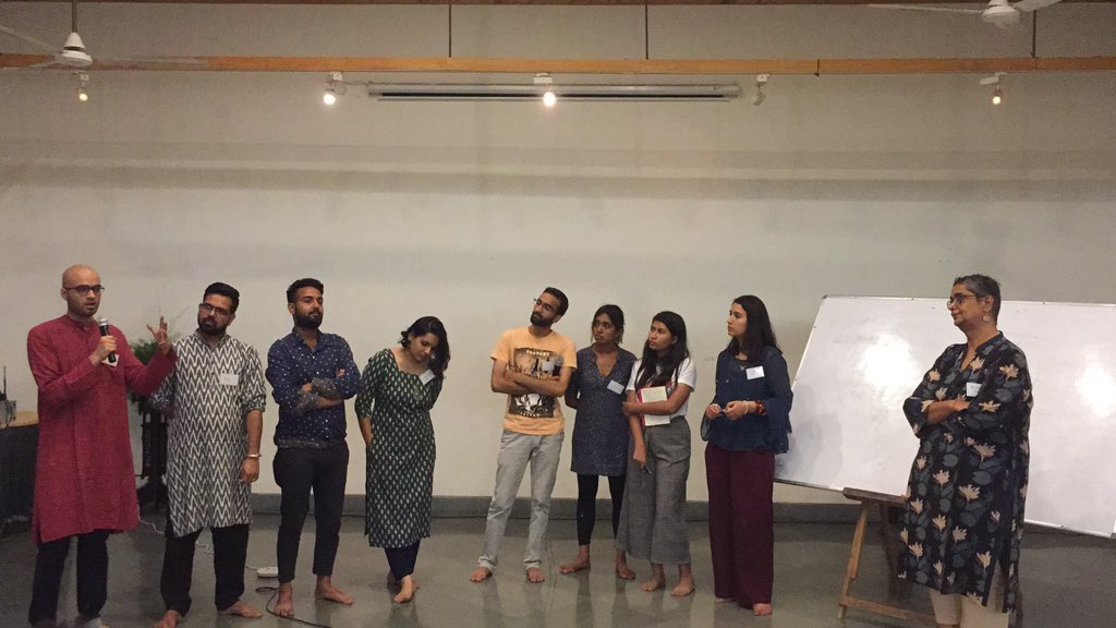 FII's Suman Saurav Attends Safe Access Fellowship Induction Training 2019