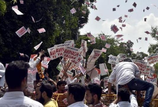 DUSU Elections 2019: How Youth Politics Continues To Be Regressive