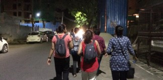 """Women Walk At Midnight: Reclaiming Spaces And """"Odd"""" Hours"""