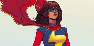 Kamala Khan A.K.A Ms. Marvel—A Step Towards An Inclusive Comic World?