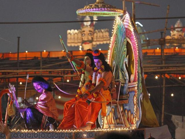 Durga Puja And Dussehra Meet Each Other At Patriarchal Junctions