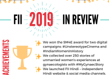 Feminism In India' (FII) Year In Review: 2019